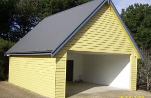 Timber Garages