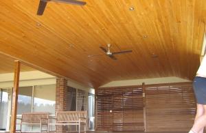 Lined Ceilings